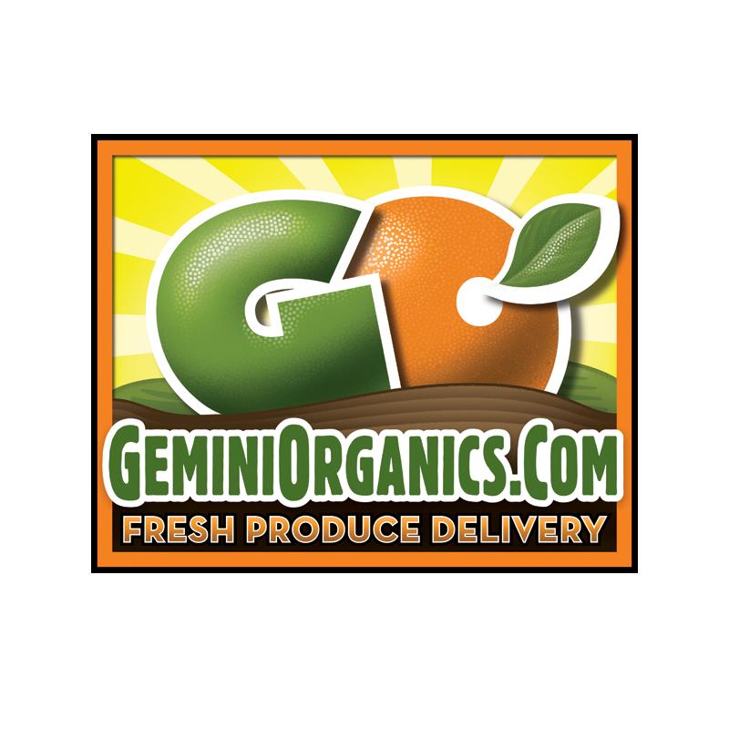 Gemini Organics Logo